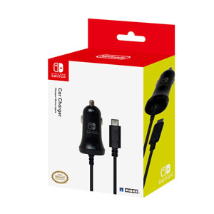 Caricabatterie per Auto - Nintendo Switch