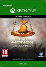 For Honor - 11.000 Crediti Acciaio