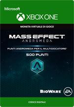 Mass Effect: Andromeda - 500 Punti Andromeda