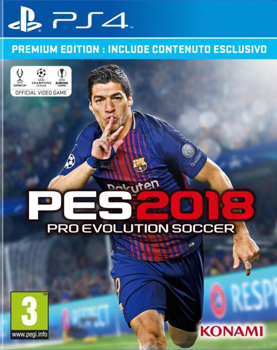 b9e9fe8b61262 PES 2018 - Premium Edition