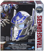 Casco Transformers - Optimus Prime Voice Changer Premier Edition
