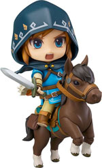 Action Figure The Legend of Zelda: Breath of The Wild - Link Deluxe Edition (Nendoroid)