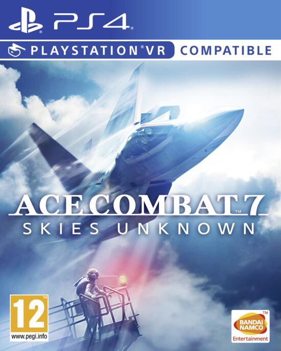 Post --  Ace Combat 7 -- 18 de Enero 3max