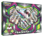 Carte Pokémon - Set Tsareena-GX