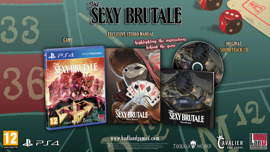 The Sexy Brutale - Full House Edition