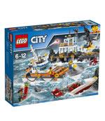 Lego City - Quartier Generale della Guardia Costiera