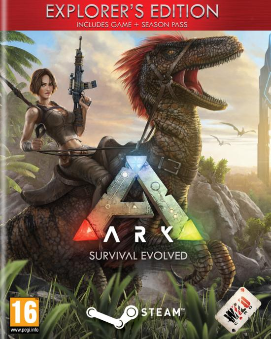 ARK: Survival Evolved - Explorer Edition