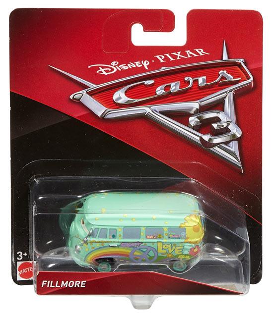 Disney Pixar - Cars 3 Veicolo Fillmore