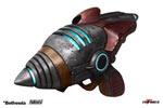 Replica Fallout 4 - Alien Blaster