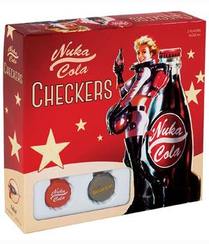 Dama Fallout - Nuka Cola