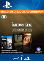 Tom Clancy's Rainbow Six: Siege - 600 Rainbow Six Credits