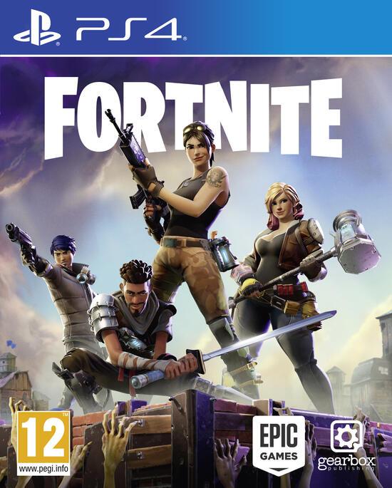 Fortnite per PS4
