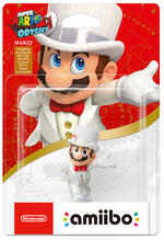 NINTENDO Amiibo - Mario (Super Mario Odyssey)