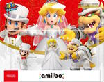 Nintendo Amiibo - Super Mario Odyssey 3-Pack