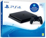 PS4 Slim 500GB + PSN Card 10€