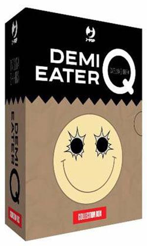 Fumetto Demi Eater Q -  Box (Vol. 1/4)
