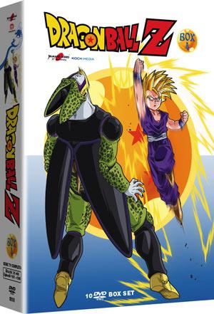 Dragon Ball Z - Vol. 4 (10 DVD)