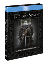Il trono di Spade - La Prima Serie (Blu-Ray Disc)