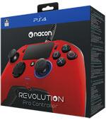 Controller PlayStation 4 - Nacon Revolution Pro Controller Rosso