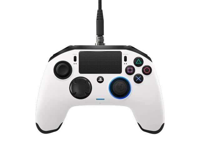 Controller PlayStation 4 - Nacon Revolution Pro Controller Bianco