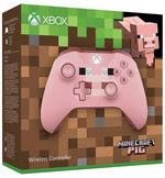 Controller Wireless Minecraft - Maiale Limited Edition
