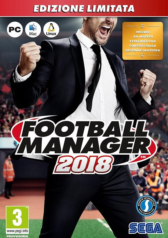 Football Manager 2018 - Limited Edition