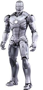 Action Figure Iron Man - Iron Man Mark II