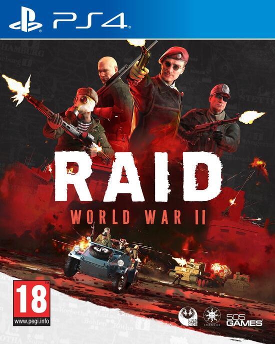 Raid: World War II - Bundle Edition