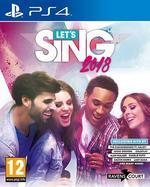Let's Sing 2018 + 1 Microfono