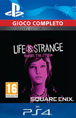 Life is Strange: Before the Storm - Deluxe Edition