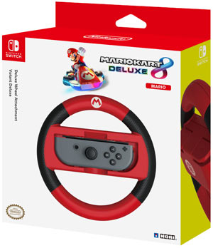 Volante Mario Kart 8 Deluxe - Mario