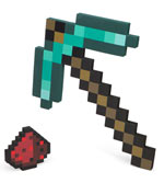 Kit d'Avventura Minecraft - Piccone e Redstone