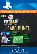 Fifa 18 - 1600 FUT Points