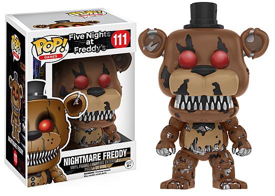 Funko Pop! - Nightmare Freddy