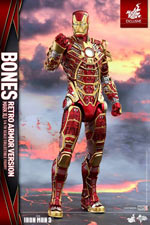 Action Figure - Iron Man - Mark XLI