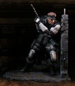 Statua Metal Gear Solid - Solid Snake Regular Edition