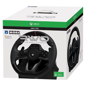 Volante Professionistico Hori - Racing Wheel Overdrive