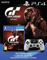 GT Sport + DUALSHOCK®4 V2 Limited Edition