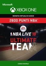 NBA Live 18 - 2800 Punti