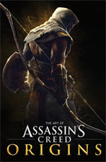 Artbook Assassin's Creed - The Art Of Assassin's Creed Origins