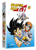 Dragon Ball GT- Vol. 1  (7 DVD)