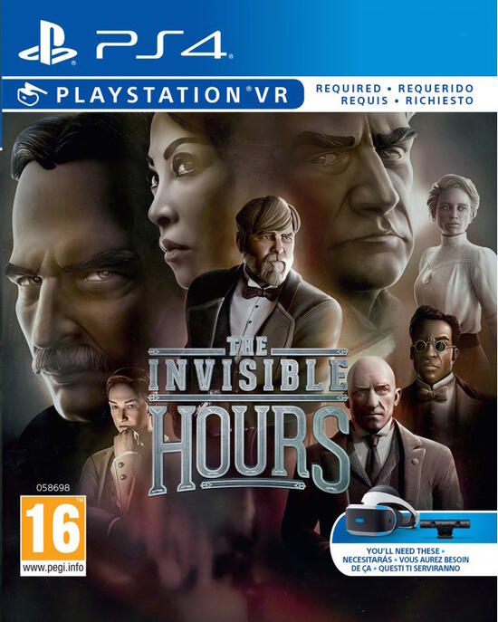 The Invisible Hours (Gioco VR)