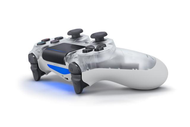Controller PlayStation 4 - DUALSHOCK®4 V2 Crystal
