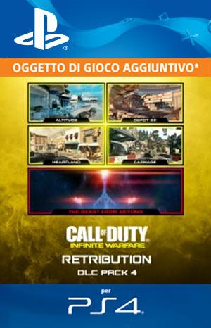 Call of Duty: Infinite Warfare - DLC 4: Retribution