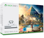 Xbox One S 500GB + Assassin's Creed: Origins