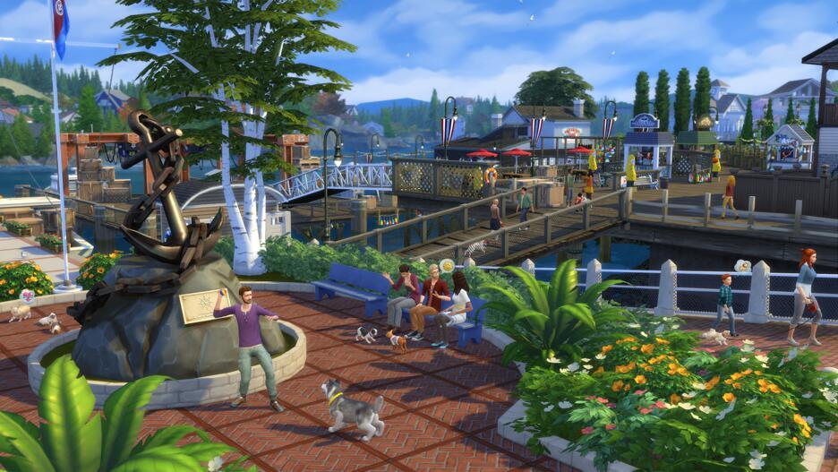 The Sims 4 Cani e Gatti