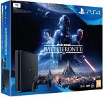PS4 1TB + Star Wars Battlefront II
