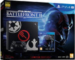 PS4 Pro 1TB Limited Edition + Star Wars Battlefront II Elite Trooper Deluxe Edition