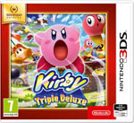 Kirby: Triple Deluxe - Selects