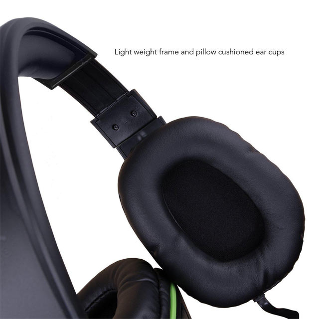 Wired Headset PDP - Afterglow LVL 3